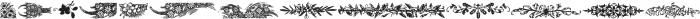 FlowerEssences Medium ttf (500) Font LOWERCASE
