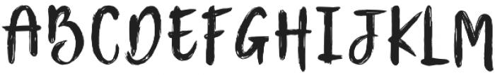 Flowerroom Script otf (400) Font UPPERCASE
