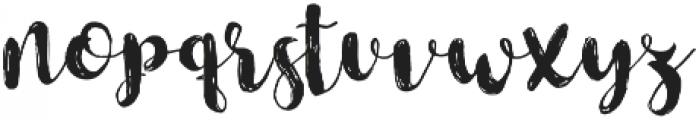 Flowerroom Script otf (400) Font LOWERCASE