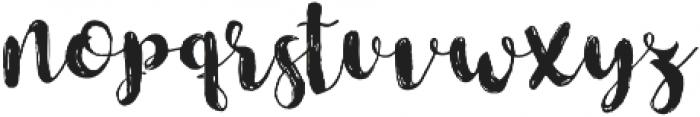 Flowerroom Script ttf (400) Font LOWERCASE
