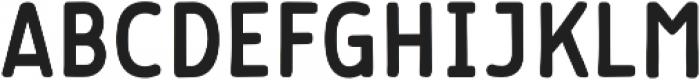 Flowy Sans Bold Clean otf (700) Font UPPERCASE