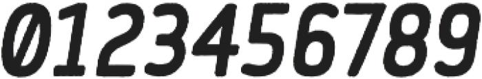 Flowy Sans Bold Freehand Italic otf (700) Font OTHER CHARS