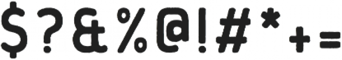 Flowy Sans Bold Freehand otf (700) Font OTHER CHARS
