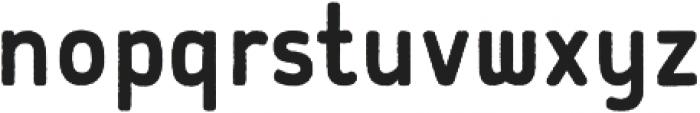 Flowy Sans Bold Freehand otf (700) Font LOWERCASE