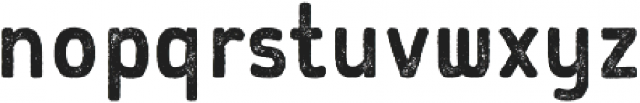 Flowy Sans Bold Rust otf (700) Font LOWERCASE