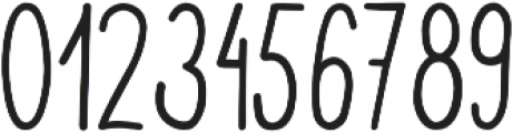 Fluffy Bold otf (700) Font OTHER CHARS