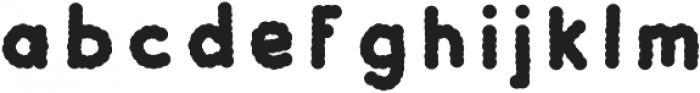 Fluffy ttf (400) Font LOWERCASE