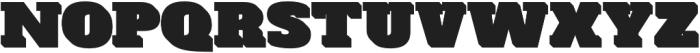 Flux Gradient otf (400) Font UPPERCASE
