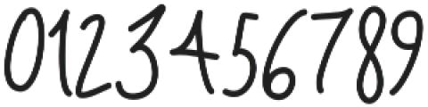 Flywheel otf (400) Font OTHER CHARS