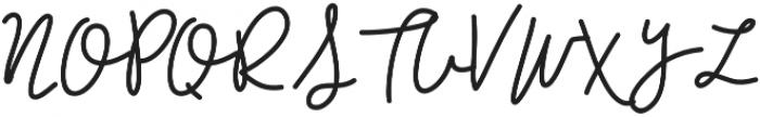 Flywheel otf (400) Font UPPERCASE