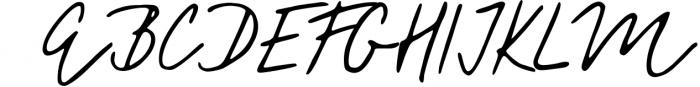 Florisa Font UPPERCASE