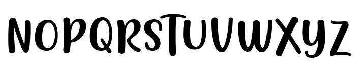 FLOTTA Font UPPERCASE