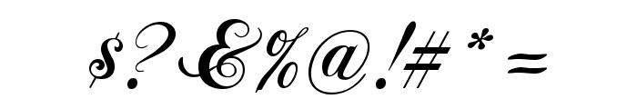 Flaemische Kanzleischrift Font OTHER CHARS