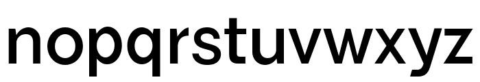 FlamanteSecaBook Font LOWERCASE
