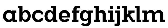 FlamanteSerif Font LOWERCASE