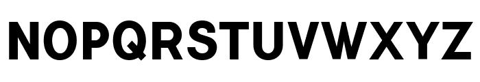 FlamantecaBold Font UPPERCASE