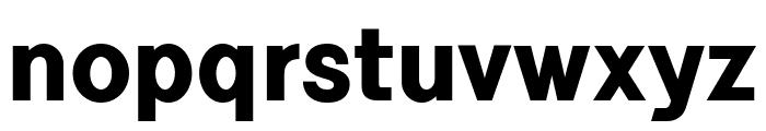 FlamantecaBold Font LOWERCASE