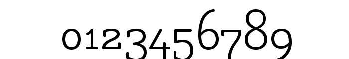 Flamenco Font OTHER CHARS