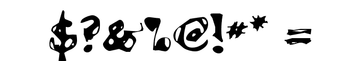 FlamencoBr Font OTHER CHARS