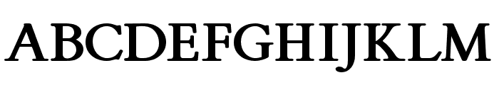 FlankerGriffo-Bold Font UPPERCASE