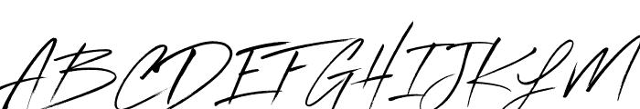 Flash Back Font UPPERCASE