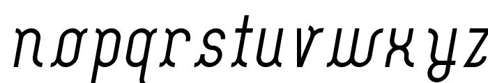 FlashBoy Font LOWERCASE
