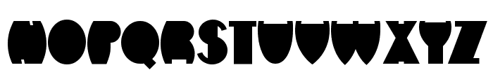 Flatiron NF Font UPPERCASE