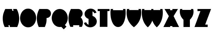 Flatiron NF Font LOWERCASE