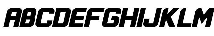 Flatwheat-Regular Font UPPERCASE