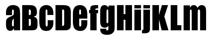 Flip Flop Royal Font LOWERCASE
