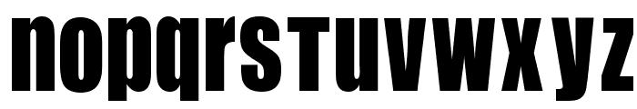 Flip Flop Font LOWERCASE
