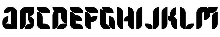 Flora Font UPPERCASE