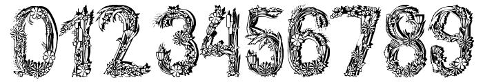 Florabet Font OTHER CHARS