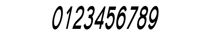 Florencesans Comp Bold Italic Font OTHER CHARS