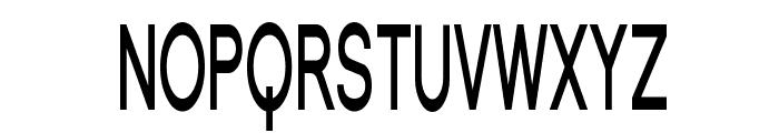 Florencesans Comp Bold Font UPPERCASE