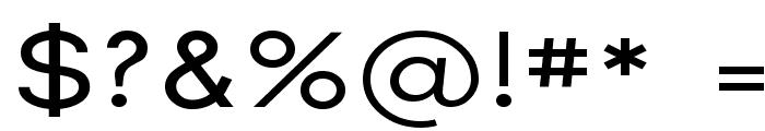 Florencesans Exp Font OTHER CHARS
