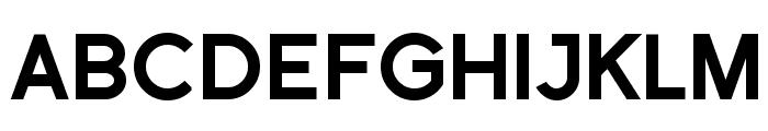 Florencesans SC Black Font UPPERCASE