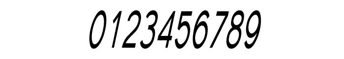 Florencesans SC Comp Italic Font OTHER CHARS
