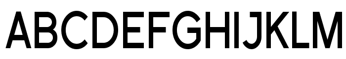 Florencesans SC Cond Bold Font UPPERCASE