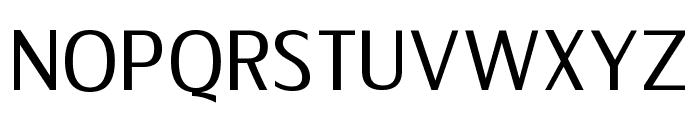 Florid Font UPPERCASE