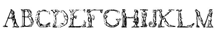 Flotner Font LOWERCASE
