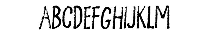 Flottenheimer DEMO Regular Font LOWERCASE