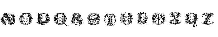 FlowerPowerRound-Medium Font LOWERCASE