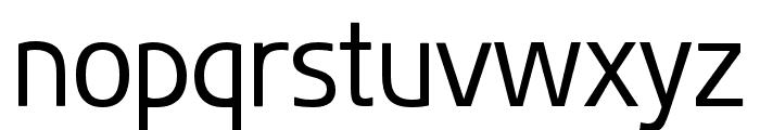 Fluent Sans Font LOWERCASE
