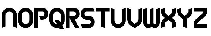 Fluid Lighter Font UPPERCASE