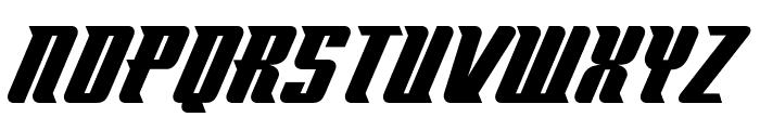 FlyboyBB Font UPPERCASE
