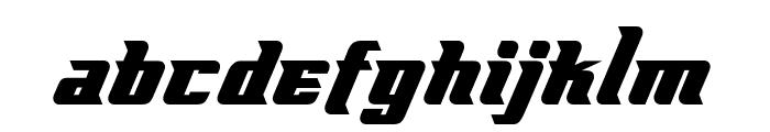 FlyboyBB Font LOWERCASE