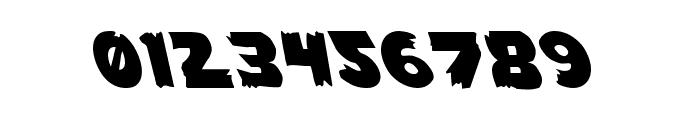 Flying Leatherneck Leftalic Font OTHER CHARS