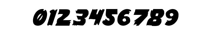Flying Leatherneck Font OTHER CHARS