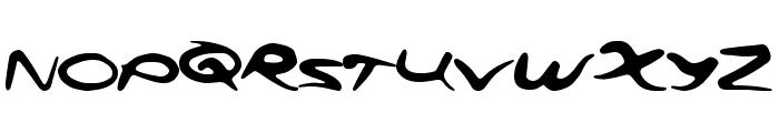 FlyingHigh Font UPPERCASE